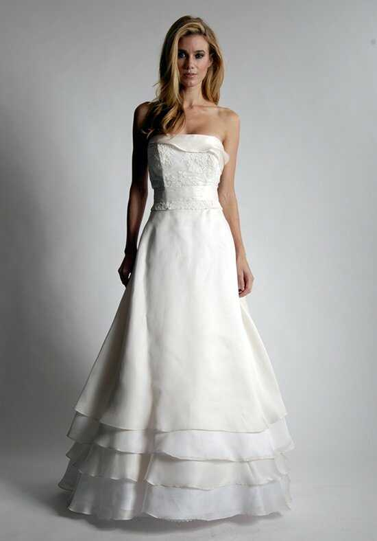Elizabeth St. John Anjolie A-Line Wedding Dress