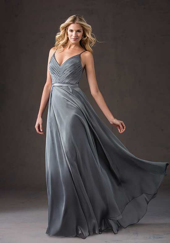 Belsoie L184056 V-Neck Bridesmaid Dress