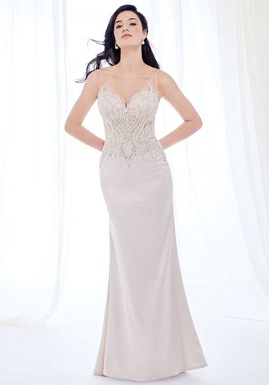 Kenneth Winston: Ella Rosa Collection BE409 Sheath Wedding Dress