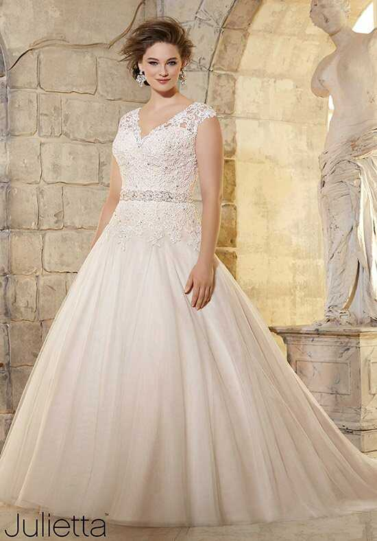 Morilee by Madeline Gardner/Julietta 3181 A-Line Wedding Dress