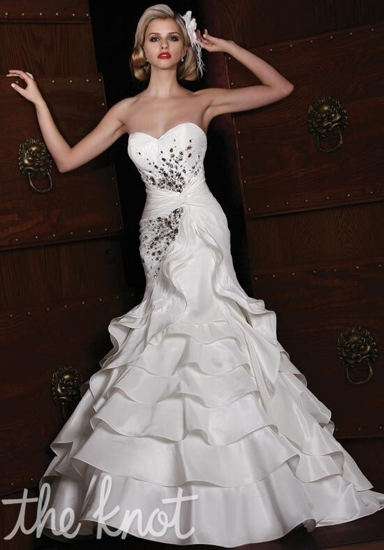 Impression Bridal 10139 A-Line Wedding Dress