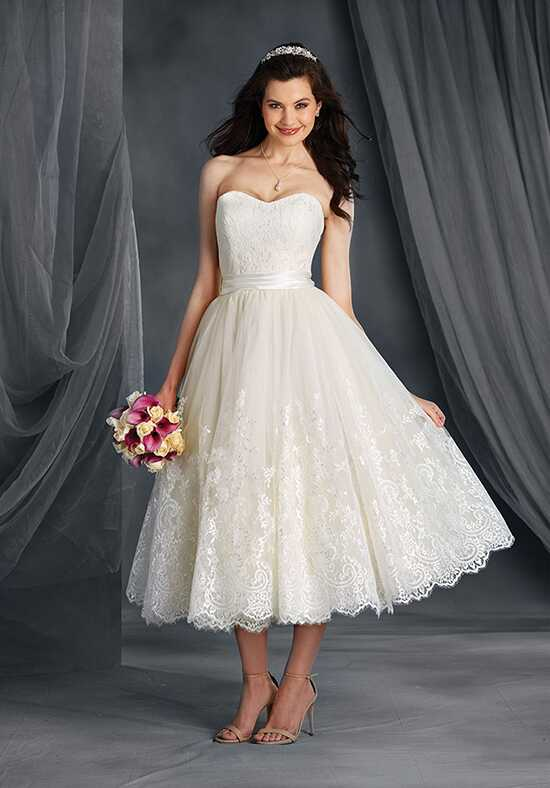 Alfred Angelo Signature Bridal Collection 2566T Ball Gown Wedding Dress