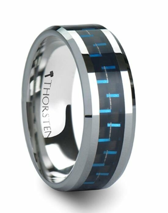 larson jewelers auxilius tungsten carbide ring with black
