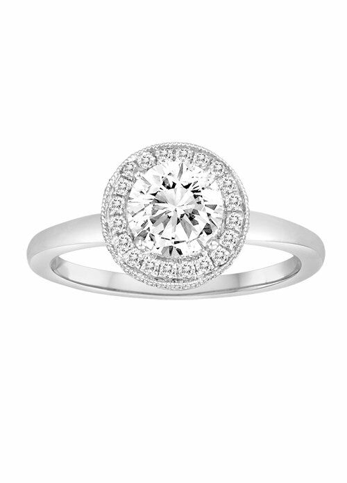 The Vow DFWR0805RD10W Wedding Ring The Knot