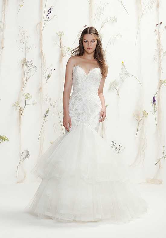 Lillian West 6416 Mermaid Wedding Dress