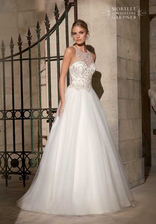 Morilee by Madeline Gardner 2711 Ball Gown Wedding Dress