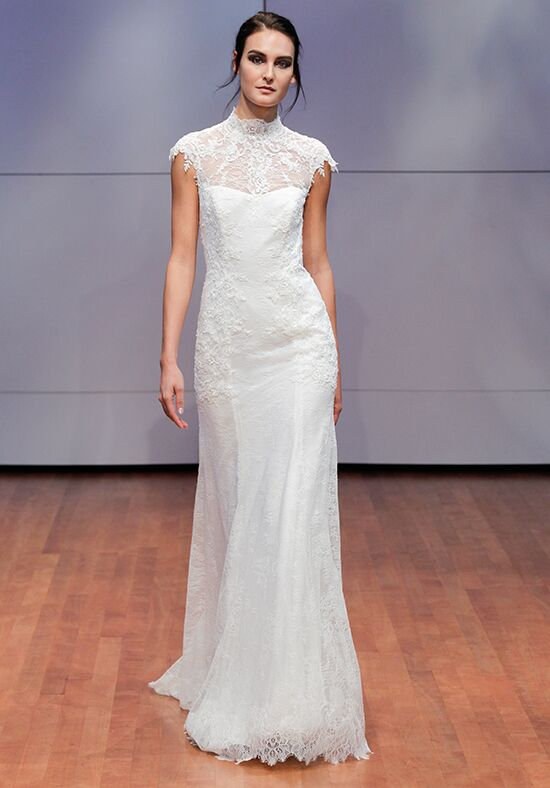 Alyne by Rita Vinieris Teordora Sheath Wedding Dress