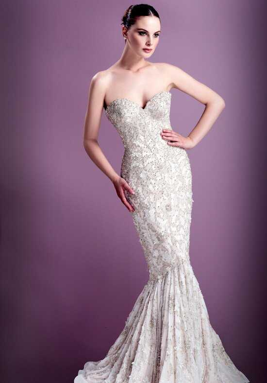 Stephen Yearick KSY71 Mermaid Wedding Dress