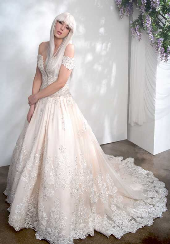 Stephen Yearick KSY177 Ball Gown Wedding Dress