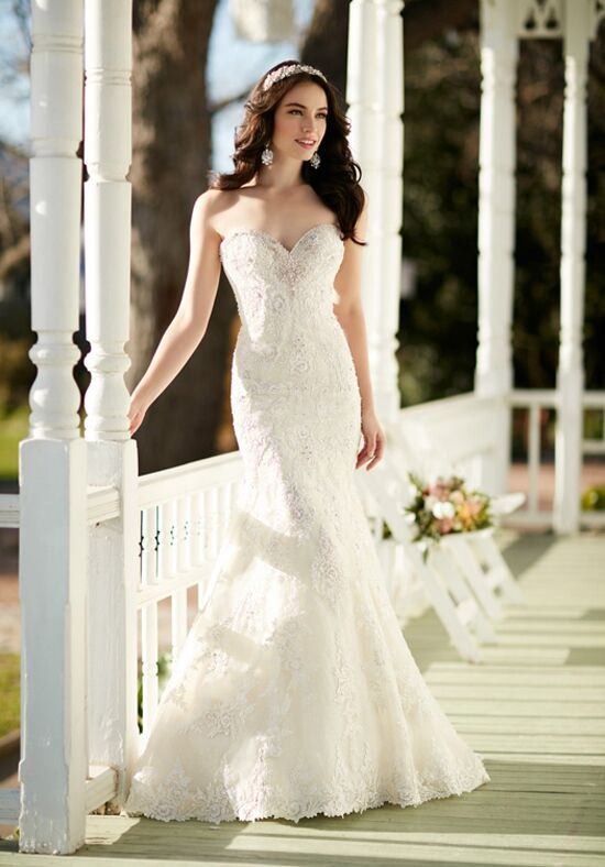 Martina Liana 787 Mermaid Wedding Dress