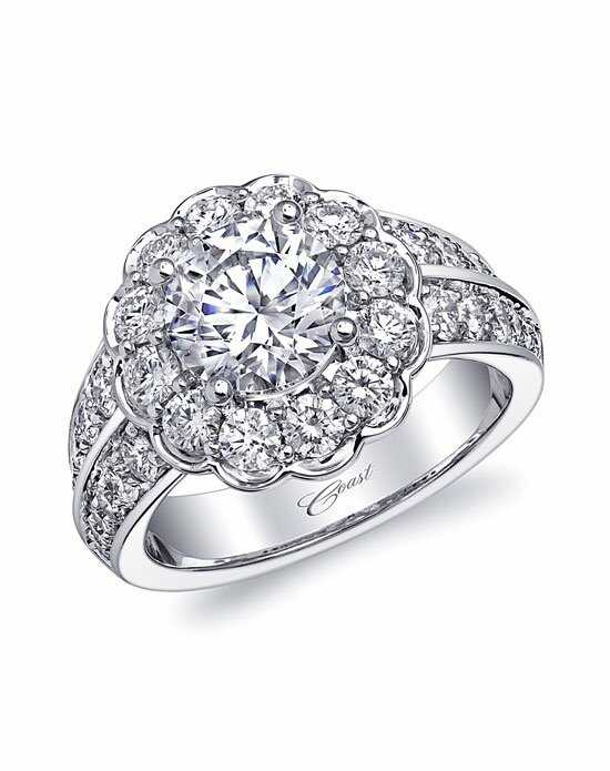 Coast Diamond Romance Collection - LS10152 Engagement Ring photo