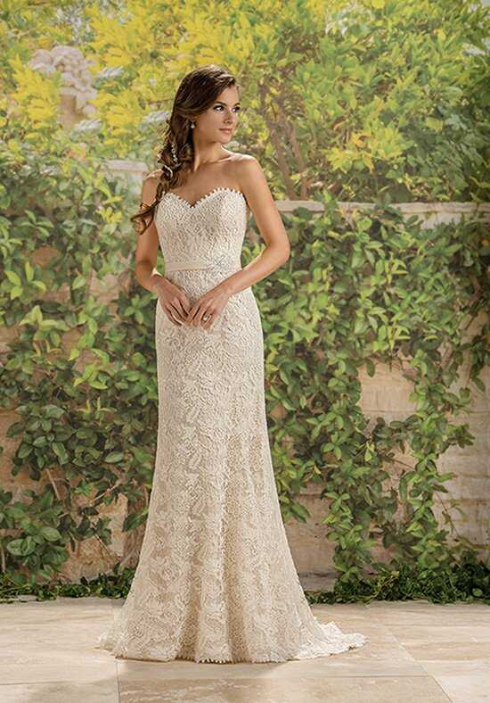 Jasmine Collection F181020 Mermaid Wedding Dress