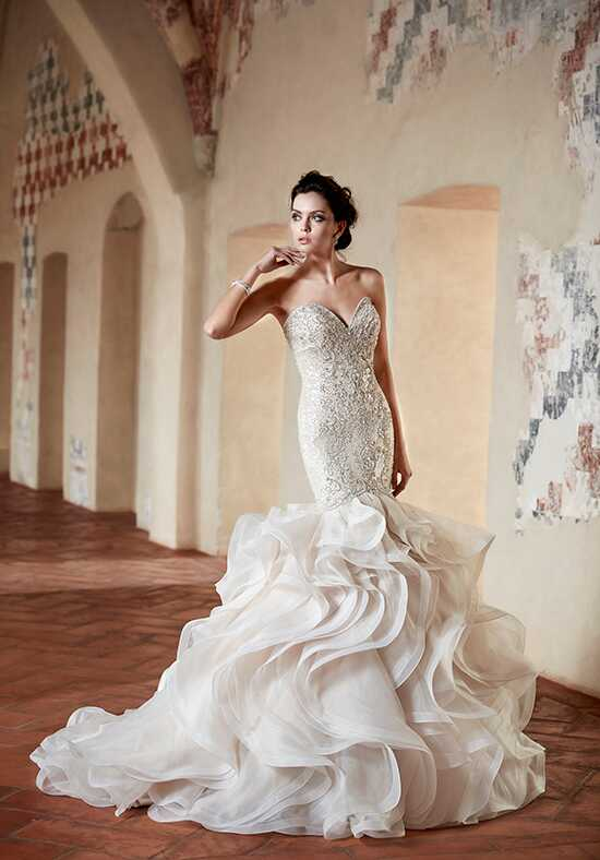 Eddy K CT186 Mermaid Wedding Dress