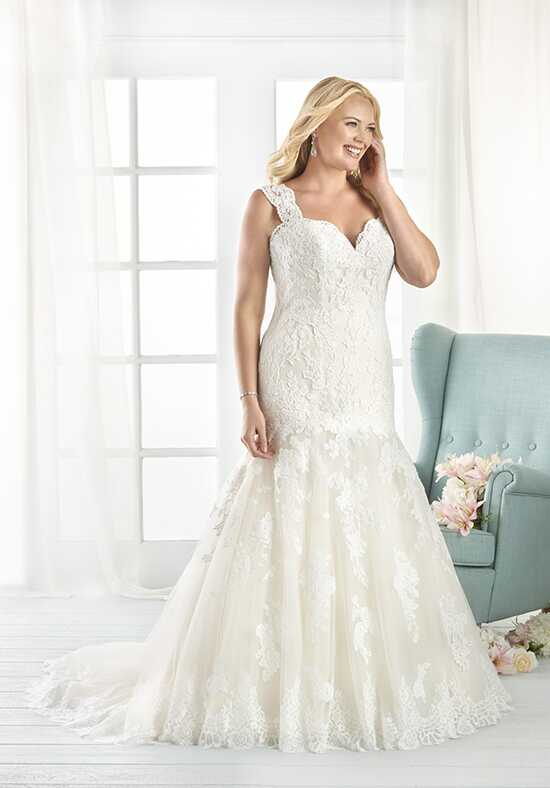 Unforgettable by Bonny Bridal 1807 Mermaid Wedding Dress