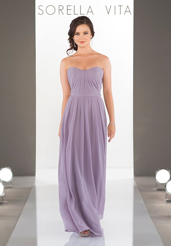 Sorella Vita 9114 Strapless Bridesmaid Dress