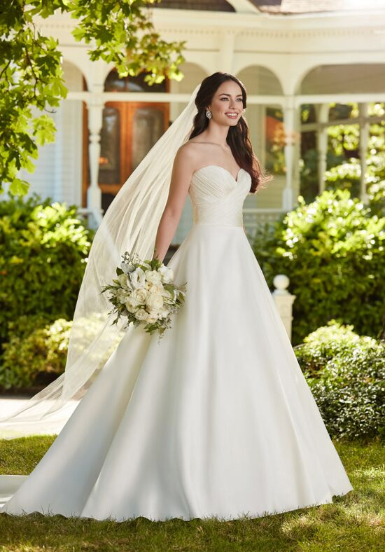 Martina Liana 975 Ball Gown Wedding Dress