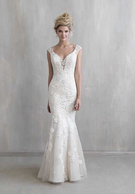 Madison James MJ208 Sheath Wedding Dress