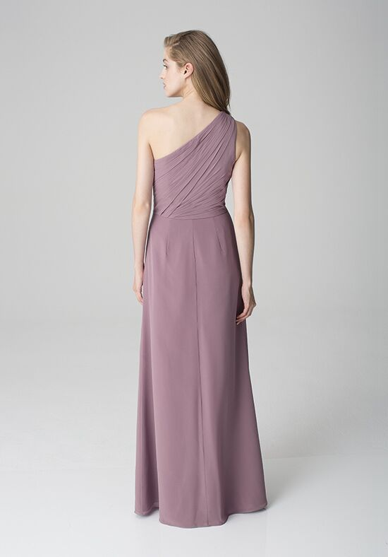 Bill Levkoff 1268 One Shoulder Bridesmaid Dress