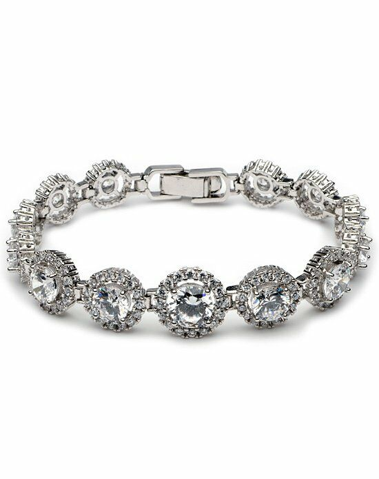 USABride CZ & Pavé Bracelet JB-1542 Wedding Bracelet photo