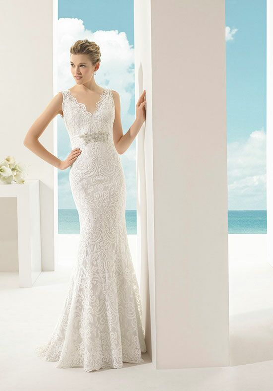 Soft by Rosa Clará VIGO Mermaid Wedding Dress