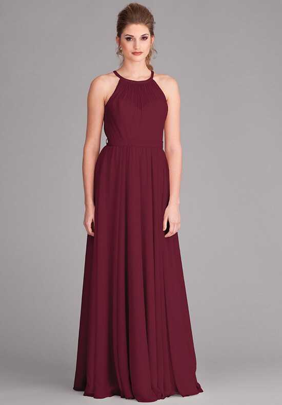 Kennedy Blue Kylee Halter Bridesmaid Dress