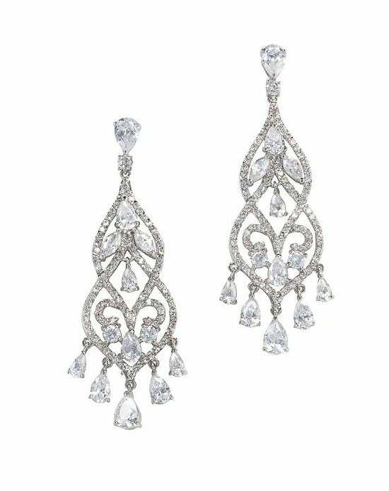 Anna Bellagio SARRANA CHANDELIER STATEMENT EARRINGS Wedding Earring photo