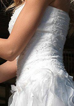 Jenny Lee 1121 A-Line Wedding Dress