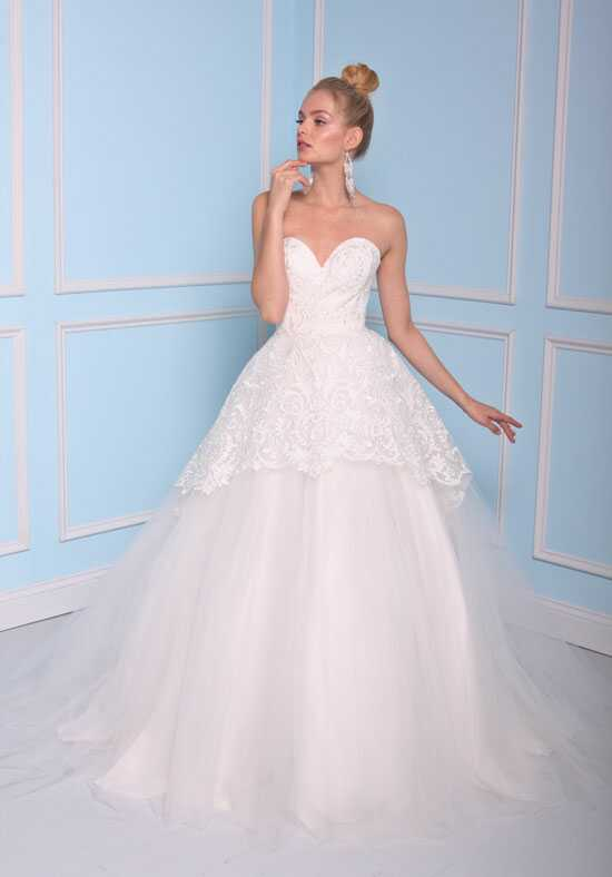 Christian Siriano for Kleinfeld BSS17-17043 Ball Gown Wedding Dress