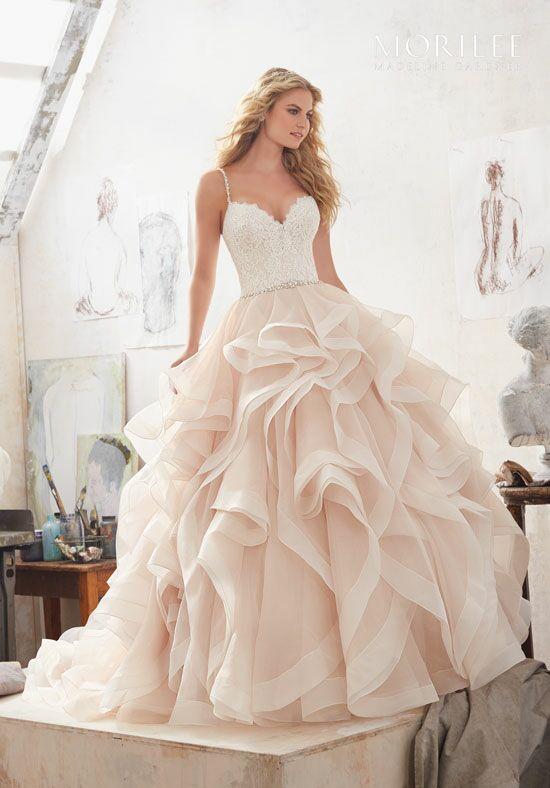Morilee By Madeline Gardner Marilyn 8127 Wedding Dress