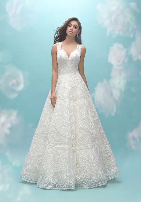 Allure Bridals 9457 Ball Gown Wedding Dress
