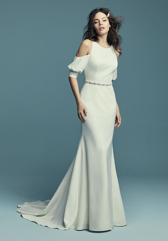 Maggie Sottero Claudia Wedding Dress - The Knot