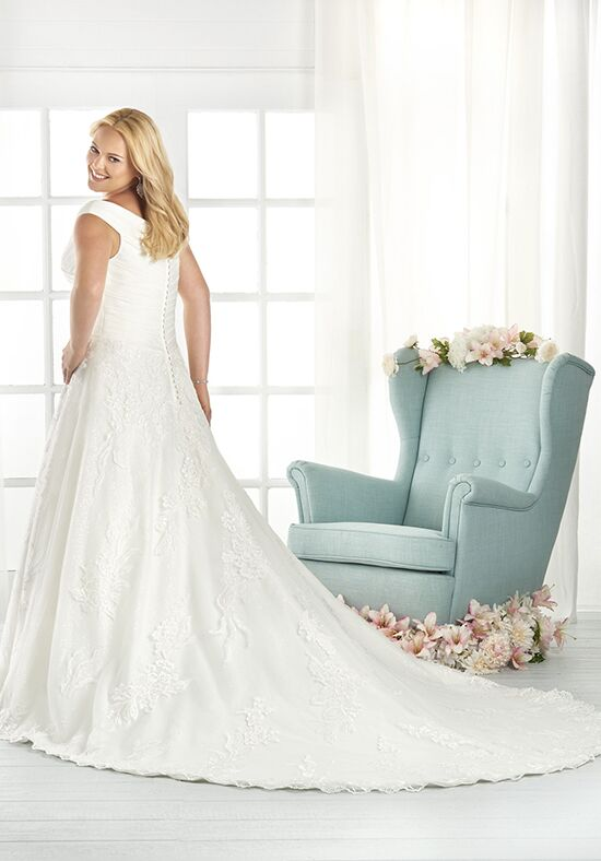 Unforgettable by Bonny Bridal 1811 A-Line Wedding Dress