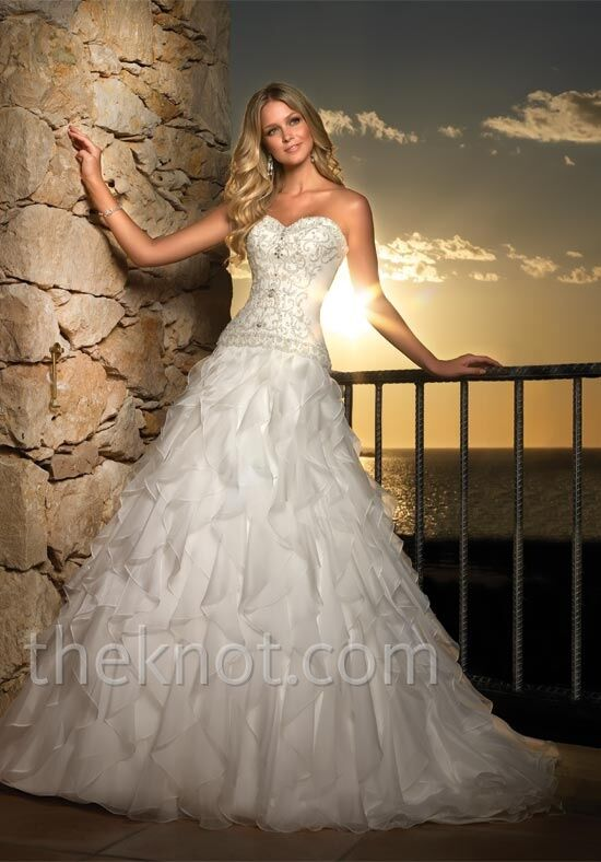 Ella Bridals 5671 A-Line Wedding Dress