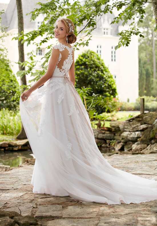 Stella York 6391 A-Line Wedding Dress