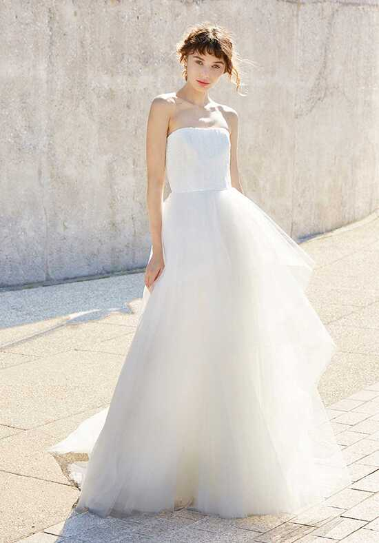 Nouvelle Amsale Jemma Ball Gown Wedding Dress