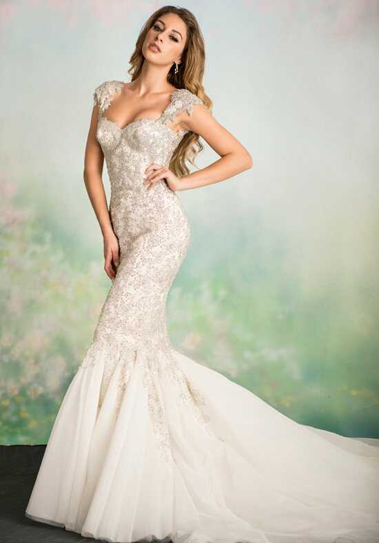 Ysa Makino KYM94 Mermaid Wedding Dress