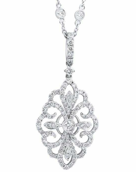 Supreme Fine Jewelry SJ1562 Wedding Necklace photo