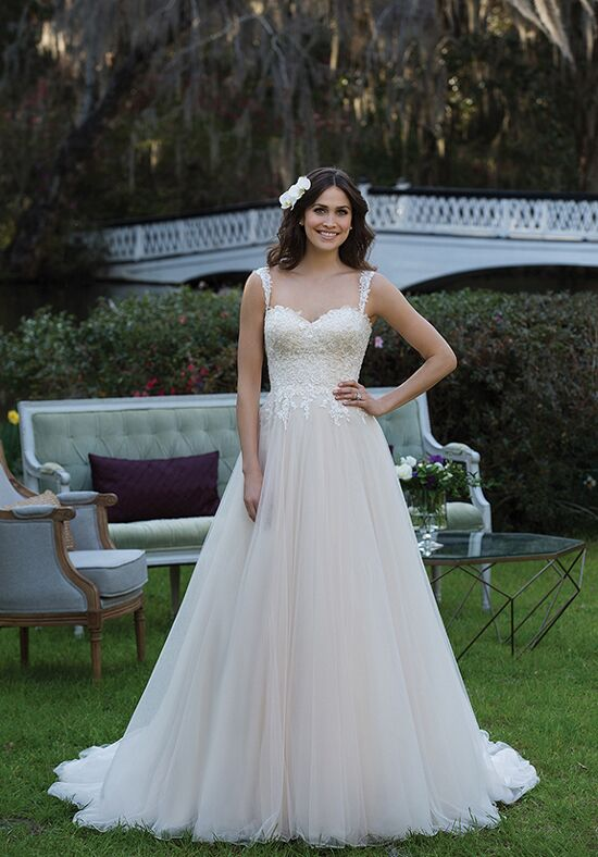 Sincerity Bridal 3939 Ball Gown Wedding Dress