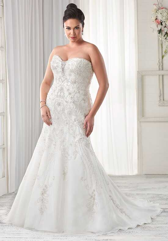 Unforgettable by Bonny Bridal 1600 Wedding Dress