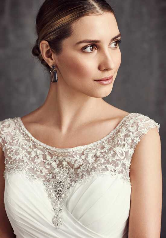 Kenneth Winston: Ella Rosa Collection BE285 Sheath Wedding Dress