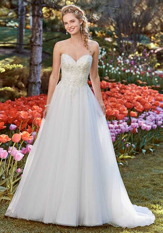 Rebecca Ingram Muriel A-Line Wedding Dress