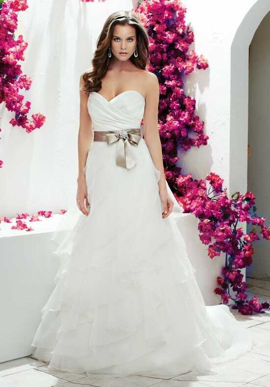 Mikaella 1751 A-Line Wedding Dress