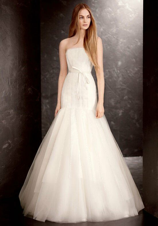 White by vera wang vw351177 wedding dress the knot white by vera wang vw351177 mermaid wedding dress junglespirit Images