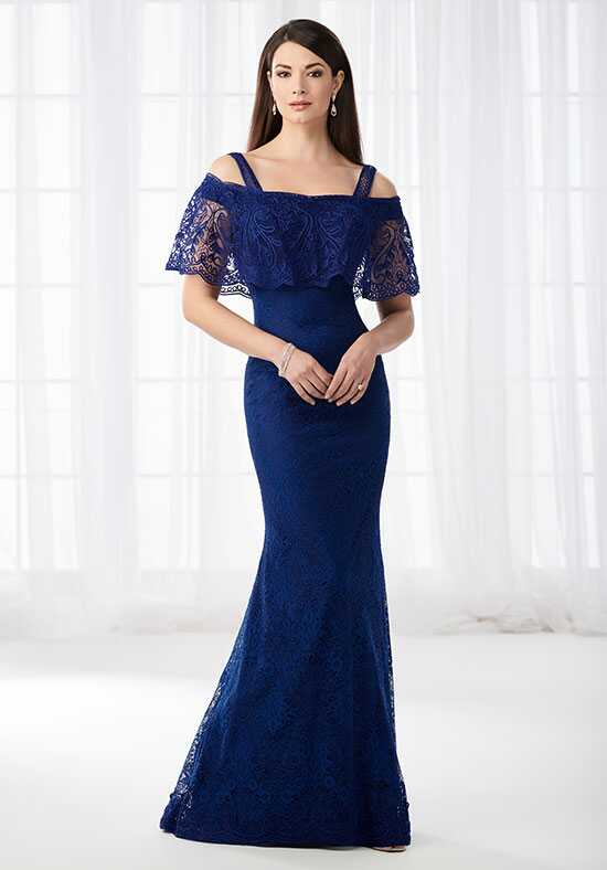 Cameron Blake 218619 Blue Mother Of The Bride Dress