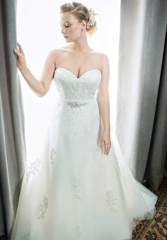 Femme by Kenneth Winston 3402 Ball Gown Wedding Dress