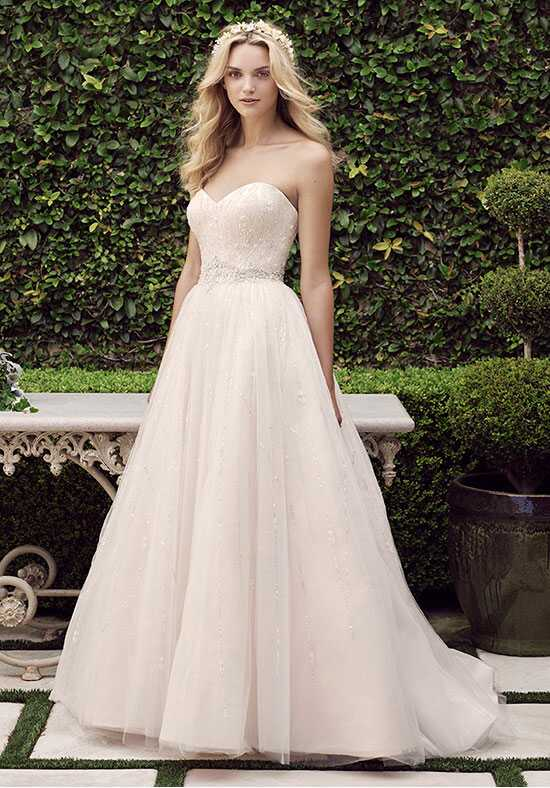 Casablanca Bridal 2245 Sweet Pea Ball Gown Wedding Dress