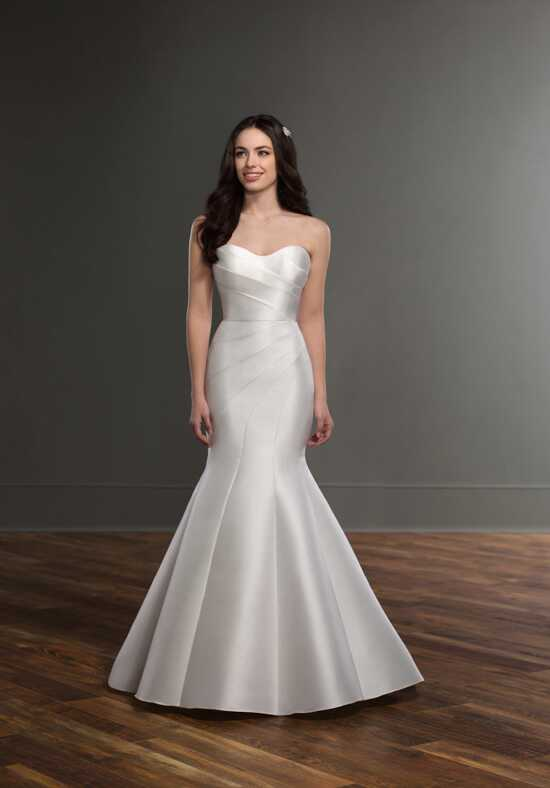 Martina Liana 841 Mermaid Wedding Dress