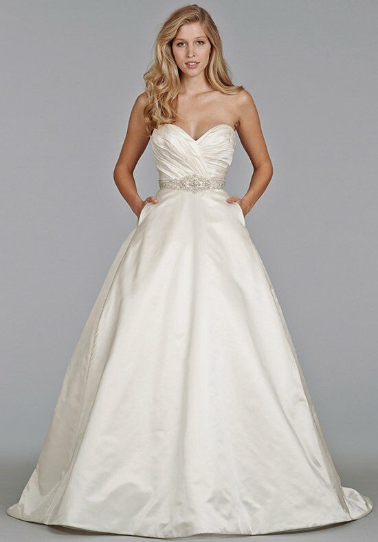 Tara Keely by Lazaro 2412 Wedding Dress - The Knot