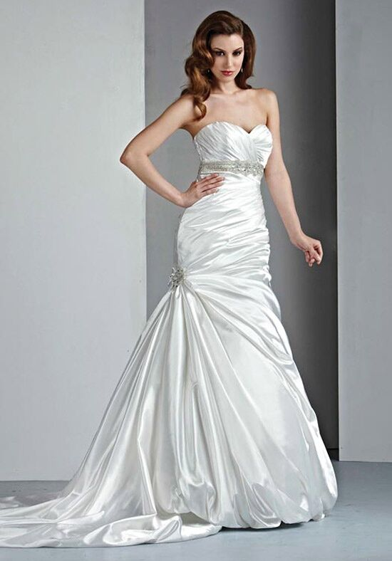 DaVinci Bridal 50024 Mermaid Wedding Dress