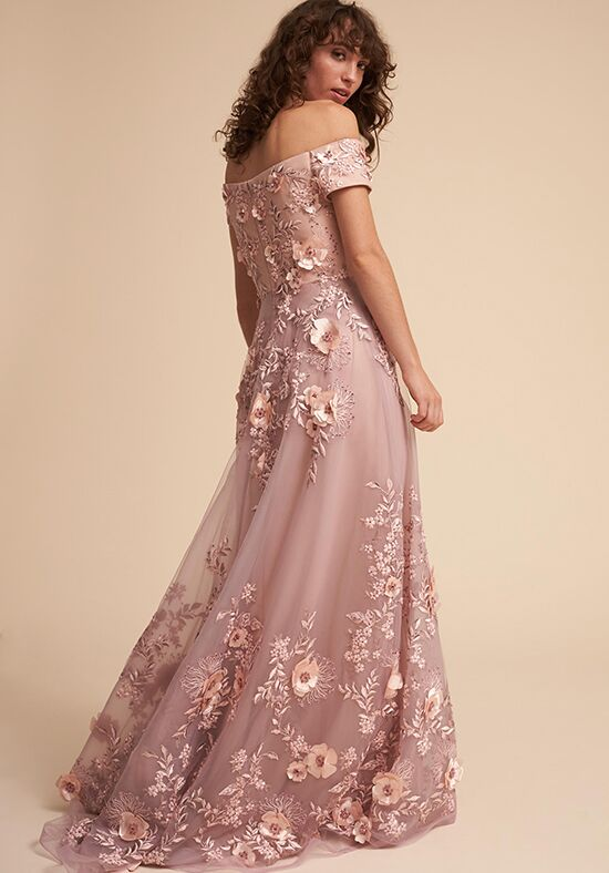 BHLDN (Bridesmaids) Vandra Off the Shoulder Bridesmaid Dress